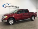 Used 2013 Ford F-150 XLT- 5L! 4x4! CREW! TOW/HAUL! TONNEAU CVR! CLEAN! for sale in Belleville, ON