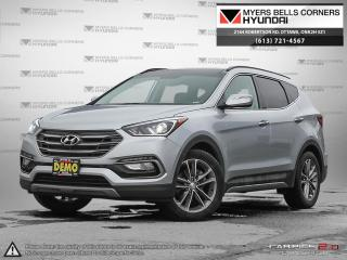 Used 2017 Hyundai Santa Fe Sport 2.0T Limited AWD for sale in Nepean, ON