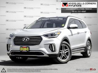 Used 2017 Hyundai Santa Fe XL Limited AWD for sale in Nepean, ON
