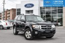 Used 2008 Ford Escape XLT 4WD V6 - LEATHER - POWER MOONROOF for sale in Ottawa, ON