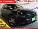 Used 2016 Dodge Charger SXT| AWD| 8.4 TOUCH SCREEN| SUNROOF| POWER SEAT| for sale in Burlington, ON
