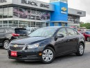 Used 2014 Chevrolet Cruze LT, REMOTE START, AUTO A/C *SUPER LOW MILEAGE* for sale in Ottawa, ON
