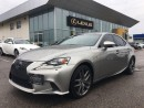 Used 2014 Lexus IS 350 F Sport Executive Package for sale in Brampton, ON