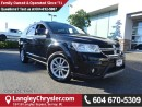 Used 2015 Dodge Journey SXT W/MULTI ZONE CLIMATE & 3RD ROW for sale in Surrey, BC