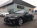 Used 2014 Lexus IS 350 Executive Package for sale in Brampton, ON