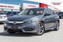 Used 2017 Honda Civic EX (CVT) for sale in Whitby, ON