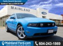 Used 2011 Ford Mustang GT LOW KM'S, NO ACCIDENTS for sale in Surrey, BC