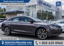 Used 2016 Chrysler 200 S TOP CONDITION CERTIFIED & ACCIDENT FREE for sale in Abbotsford, BC