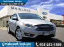 Used 2015 Ford Focus Titanium LOCAL, NO ACCICENETS, LOW KM'S for sale in Surrey, BC