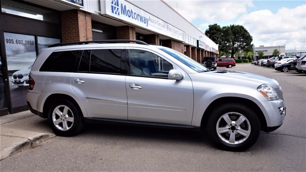 Ontario used car outlet for 2008 mercedes benz gl320 cdi 4matic