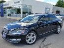 Used 2012 Volkswagen Passat 3.6L DSG Highline for sale in Kitchener, ON