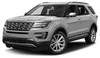 New 2017 Ford Explorer LIMITED for sale in Surrey, BC