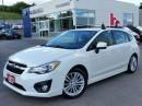 Used 2013 Subaru Impreza 2.0i Sport 5spd for sale in Kitchener, ON