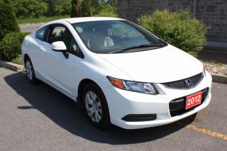 Used 2012 Honda Civic LX for sale in Cornwall, ON