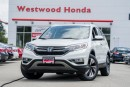 Used 2016 Honda CR-V Touring AWD Warranty till 2022 for sale in Port Moody, BC