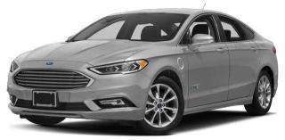 New 2017 Ford Fusion Energi for sale in Surrey, BC