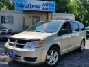 Used 2010 Dodge Grand Caravan SE for sale in Whitby, ON