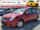 Used 2010 Nissan Sentra 2.0 w/keyless,ac,cvt for sale in Cambridge, ON