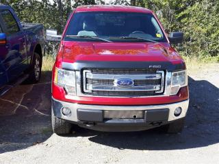 Used 2013 Ford F-150 XLT for sale in Quesnel, BC