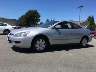 Used 2003 Honda Accord LX-G for sale in Surrey, BC