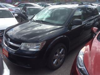 Used 2009 Dodge Journey AWD/ 6Cyl./Alloy Wheels/Aux Input/MINT for sale in Scarborough, ON