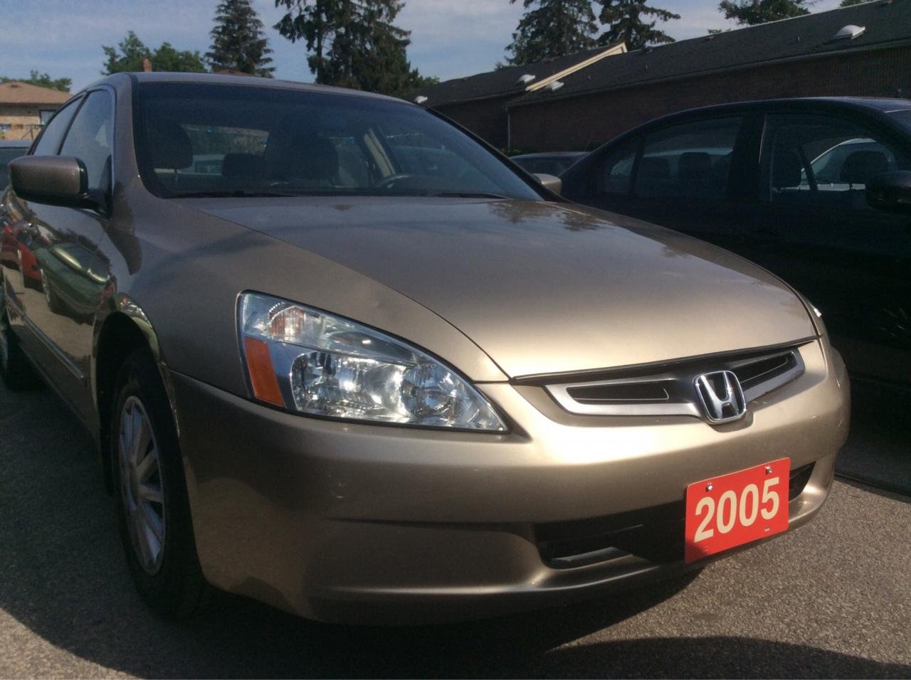 2005 Honda Accord LX-G
