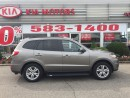 Used 2011 Hyundai Santa Fe Limited w/Navi for sale in Port Dover, ON
