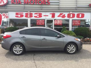 Used 2015 Kia Forte LX for sale in Port Dover, ON