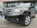 Used 2013 Honda CR-V Touring-PKG-AWD-NAVIGATION-CAMERA-LEATHER-SUNROOF- for sale in Scarborough, ON