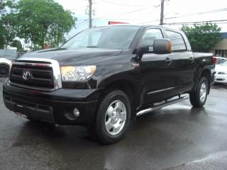 Used 2011 Toyota Tundra SR5 Crew Max 5.7L 4x4 for sale in London, ON