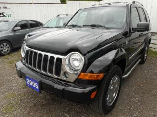 Used 2005 Jeep Liberty for sale in Brantford, ON