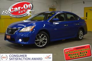 Used 2014 Nissan Sentra 1.8 SR AUTO A/C ALLOYS BLUETOOTH ALLOYS for sale in Ottawa, ON