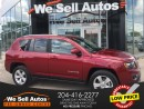 Used 2016 Jeep Compass High Altitude 4X4 *LOW KM *MP3 *BTOOTH *HTD MIRROR for sale in Winnipeg, MB