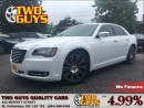 Used 2013 Chrysler 300 S LEATHER NAVIGATION PANORAMIC ROOF for sale in St Catharines, ON