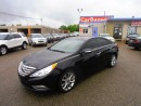 Used 2013 Hyundai Sonata LTD LTHR ROOF NAV CAMERA for sale in Brampton, ON
