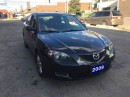 Used 2009 Mazda MAZDA3 GS for sale in North York, ON