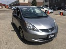 Used 2009 Honda Fit DX-A for sale in North York, ON
