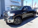 Used 2014 Toyota Tundra TRD Off-Road 4x4, 5.7L, Sunroof, Like New!! for sale in Langley, BC