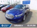 Used 2013 Ford Taurus Leather/Sunroof/Color Touchscreen for sale in Edmonton, AB