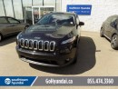 Used 2015 Jeep Cherokee 4X4/Heated Seat/Backup Camera for sale in Edmonton, AB