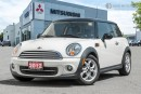 Used 2012 MINI Cooper Coupe PANOROOF | HEATED SEATS | MANUAL TRANSMISSION |. for sale in Mississauga, ON