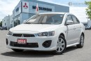 Used 2016 Mitsubishi Lancer ES CVT. for sale in Mississauga, ON