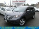 Used 2013 Honda CR-V EX-L AWD Leather/Sunroof/Camera &GPS* for sale in Mississauga, ON
