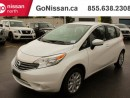 Used 2016 Nissan Versa Note AUTO, BACK UP CAMERA, LOW KM for sale in Edmonton, AB