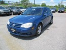 Used 2008 Volkswagen City Golf GL for sale in Newmarket, ON