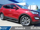 Used 2014 Hyundai Santa Fe Sport 2.0T SE LEATHER PANO ROOF BACKUP CAM for sale in Edmonton, AB