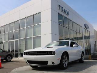 Used 2015 Dodge Challenger SXT 3.6L V6 Coupe w/ 8 Speed Transmission for sale in Edmonton, AB