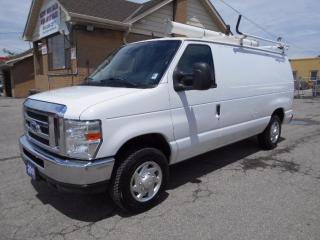 Used 2011 Ford E-150 CARGO 4.6L V8 Rack Divider Chrome Certified for sale in Etobicoke, ON