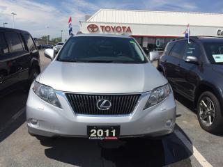 Used 2011 Lexus RX 350 for sale in Cambridge, ON