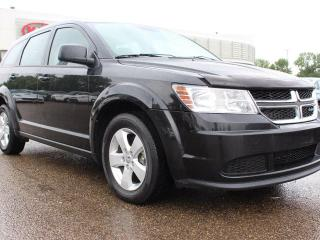Used 2013 Dodge Journey SE PLUS, BUTTON START, AIR CONDITIONING, AUX/USB for sale in Edmonton, AB